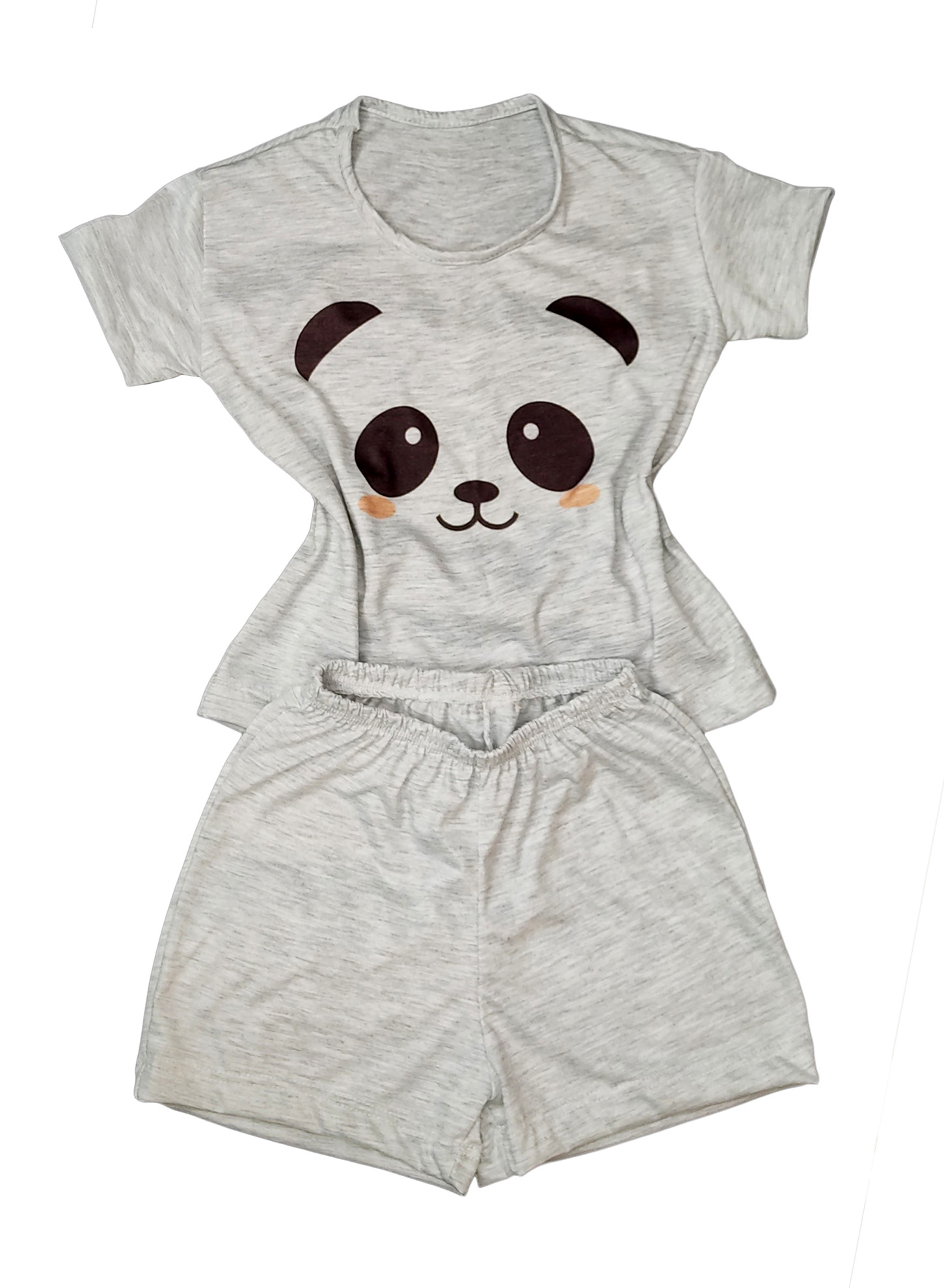 Conjunto Pijama Panda Infantil