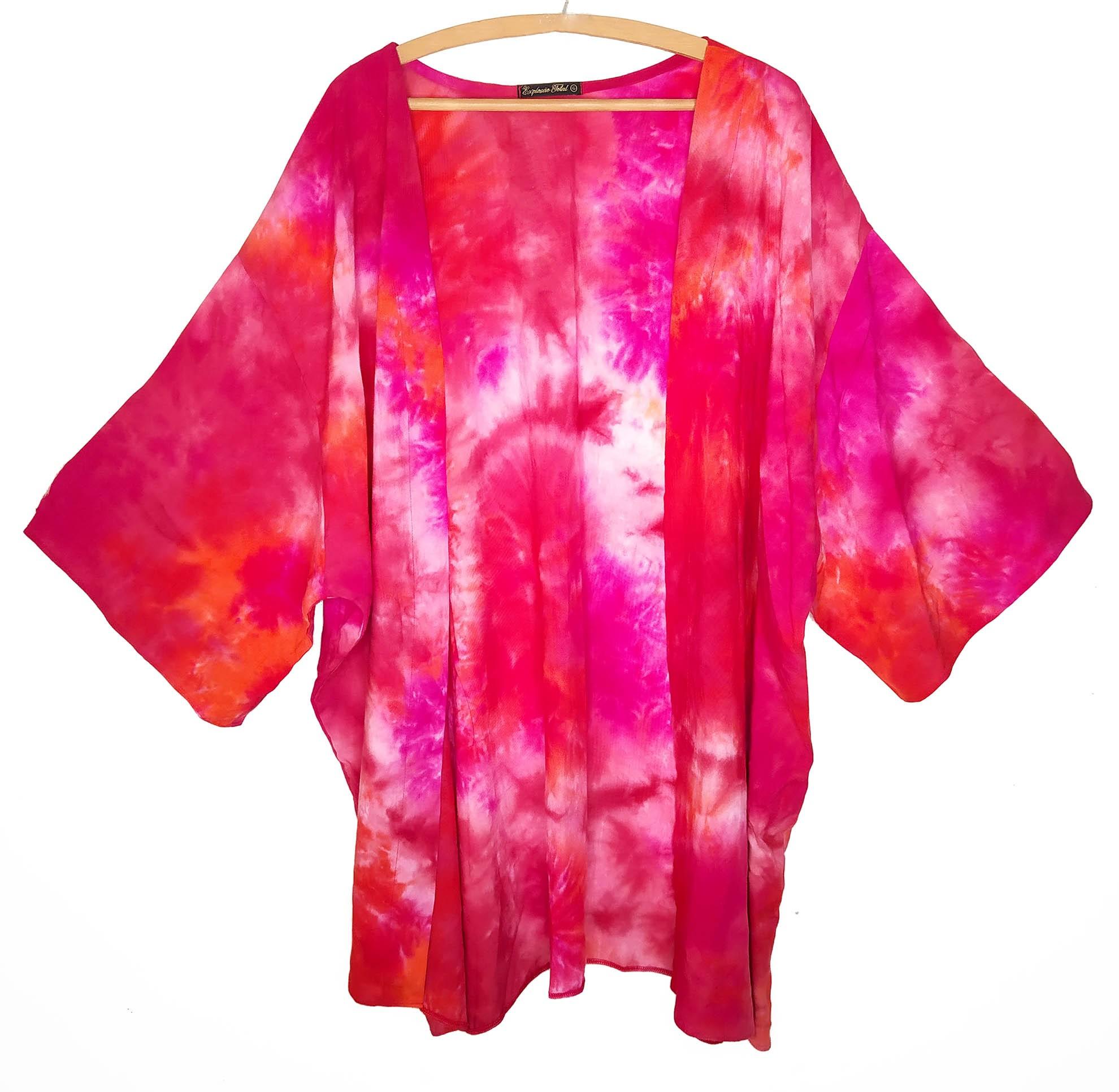 Kimono Manga 3/4 Viscose