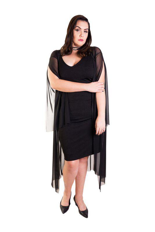 Vestido Regata Modelo Tubinho