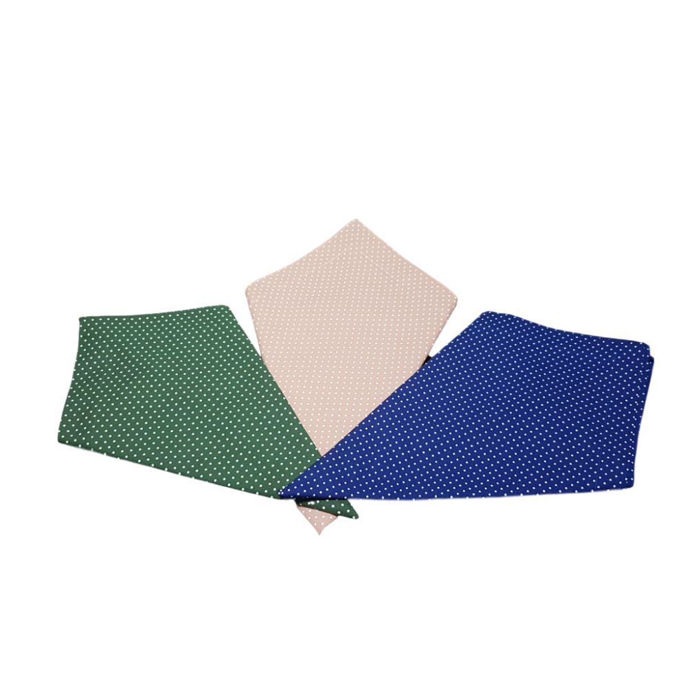 Guardanapo com Estampa Poá Diversas Cores em Tricoline 100% algodão