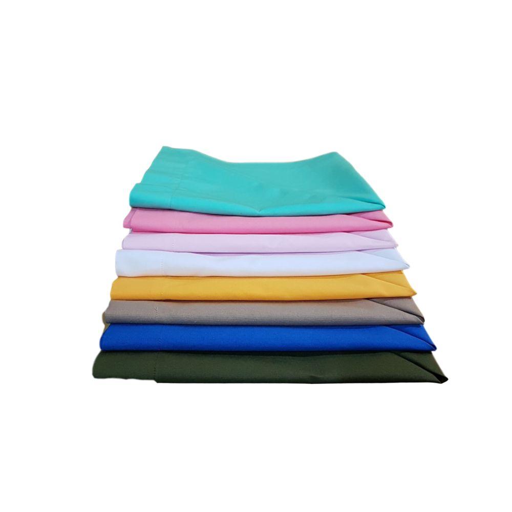Guardanapo Diversas Cores em tricoline 100% algodão