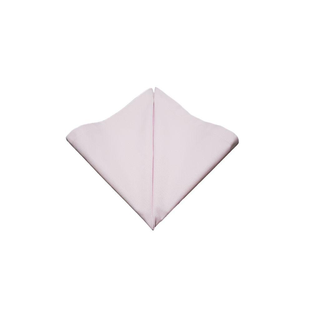 Guardanapo Liso Rosa Bebê em tricoline 100% algodão