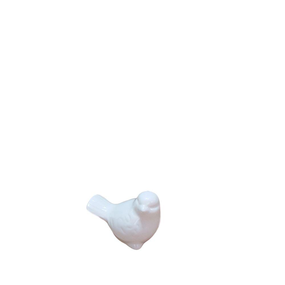 Pombinha de Porcelana Pequena Diversas Cores