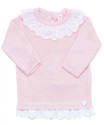 Blusa Tricot Infantil Menina Claire