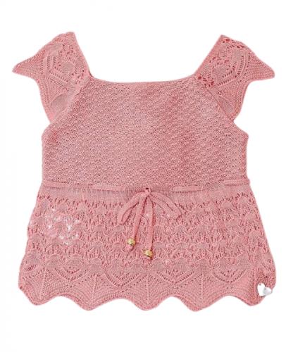 Blusa Tricot Infantil Menina Maitê