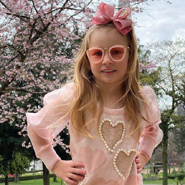Blusa Tricot Infantil Me
