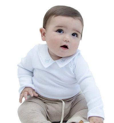 Body Bebê Menino Jack