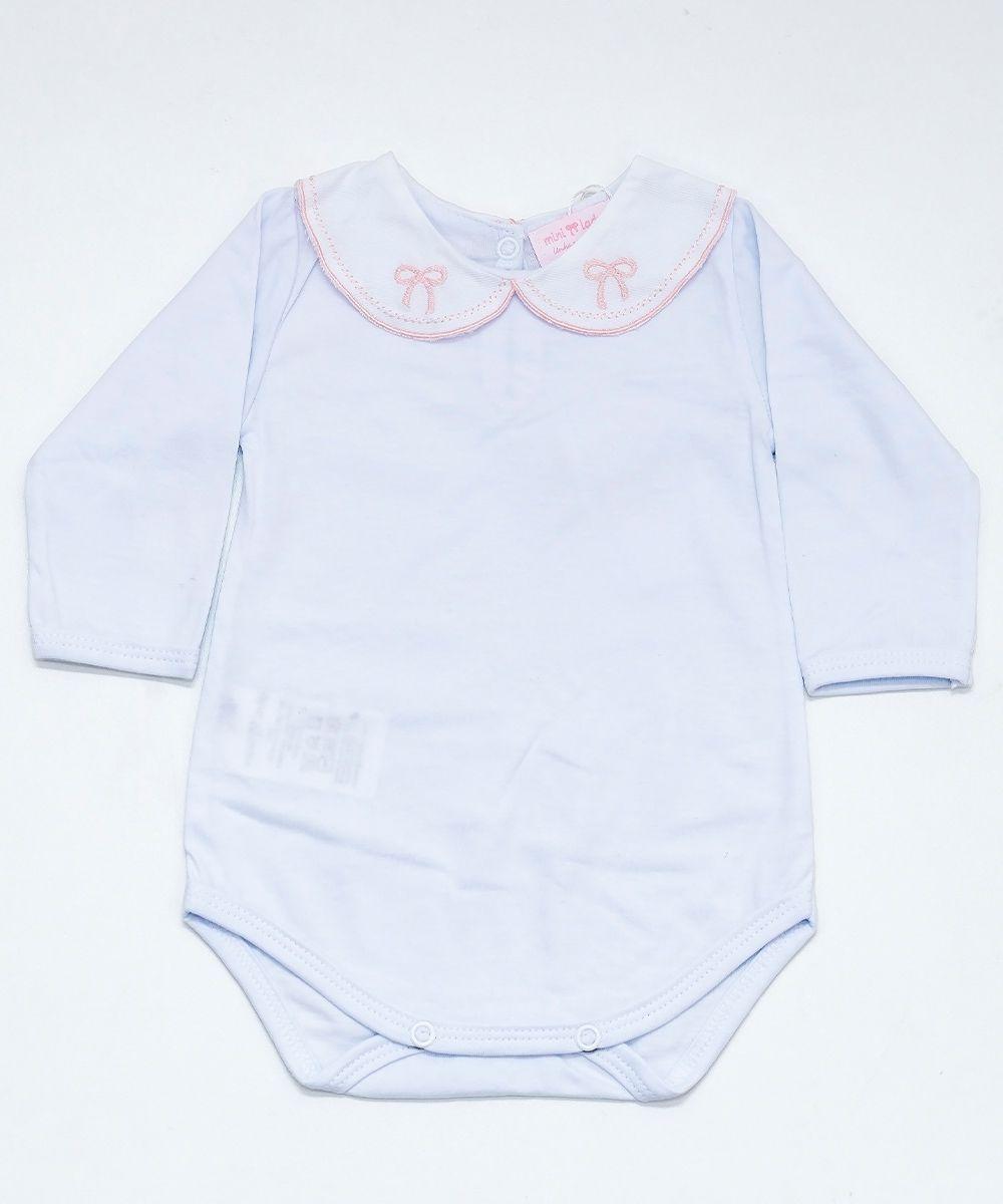 Body Bebê Menina Leila