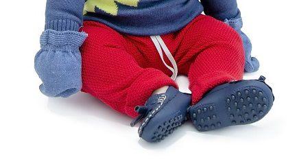 Calça Tricot Bebê Menino Diogo