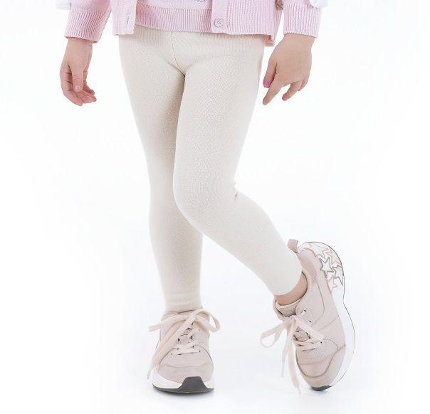 Calça Tricot Infantil Menina Manu