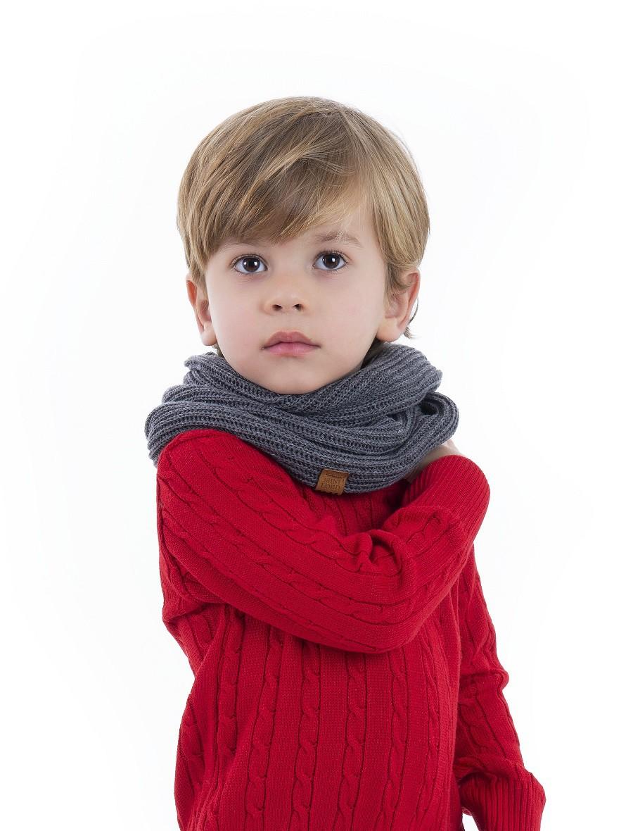 Gola Tricot Infantil Menino Marc