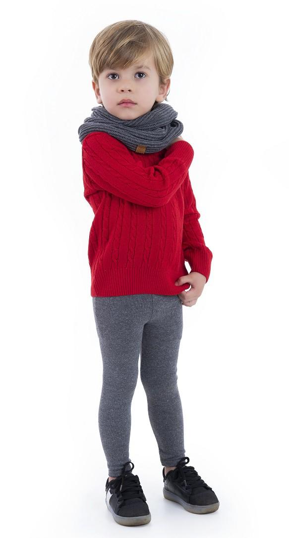 Sweater Tricot Infantil Menino Colors