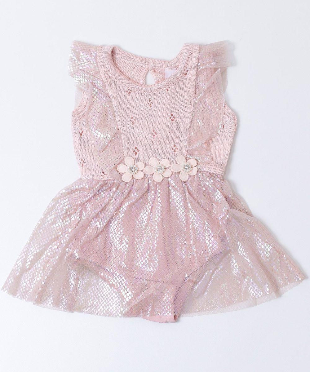 Vestido Bebê Menina Fada