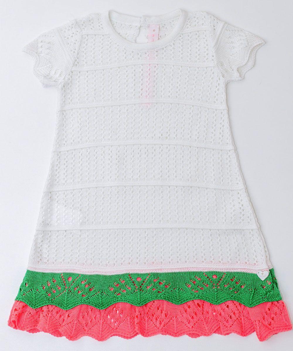 Vestido Infantil Menina Florinda