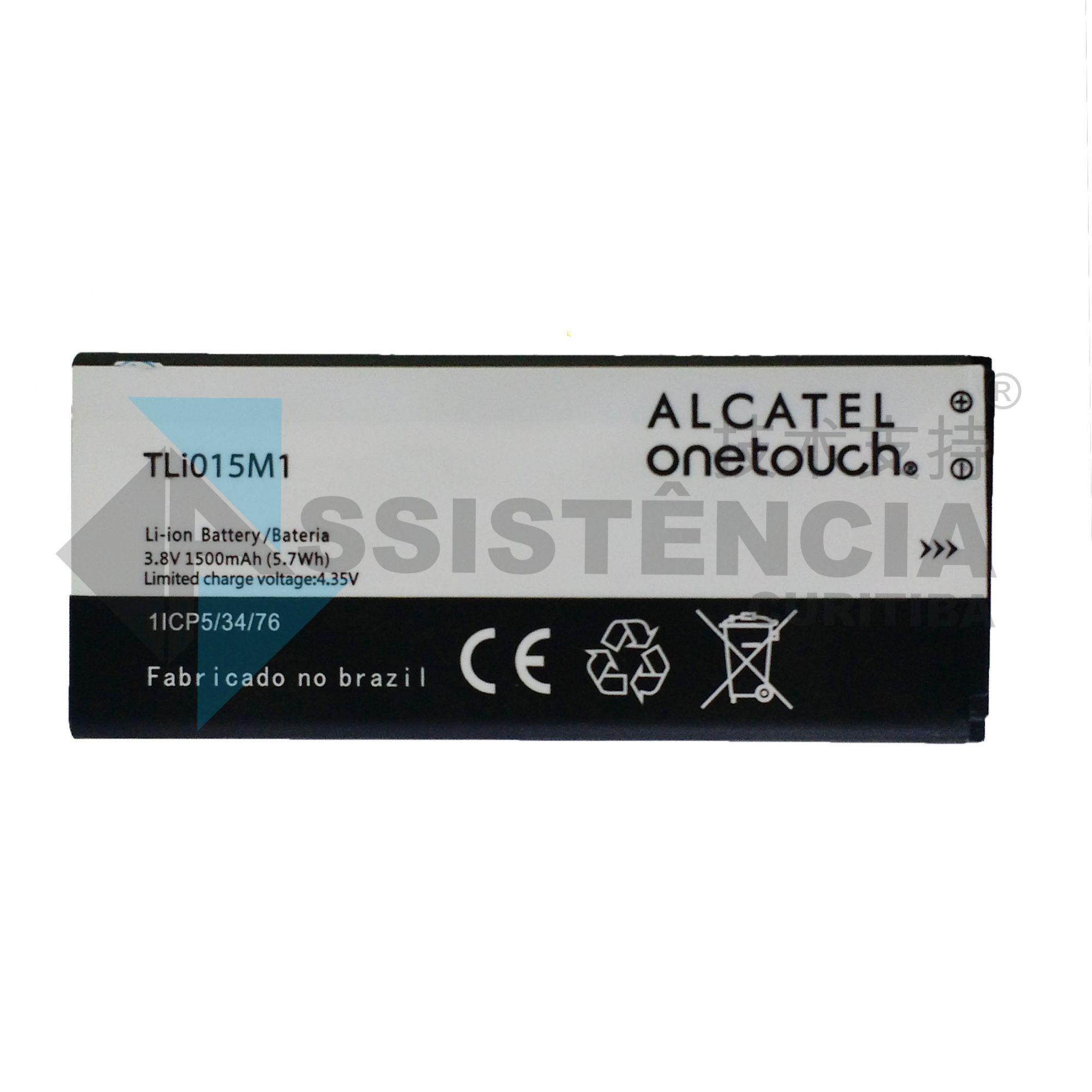 BATERIA CELULAR ALCATEL ONE TOUCH PIXI 4 4034 ORIGINAL