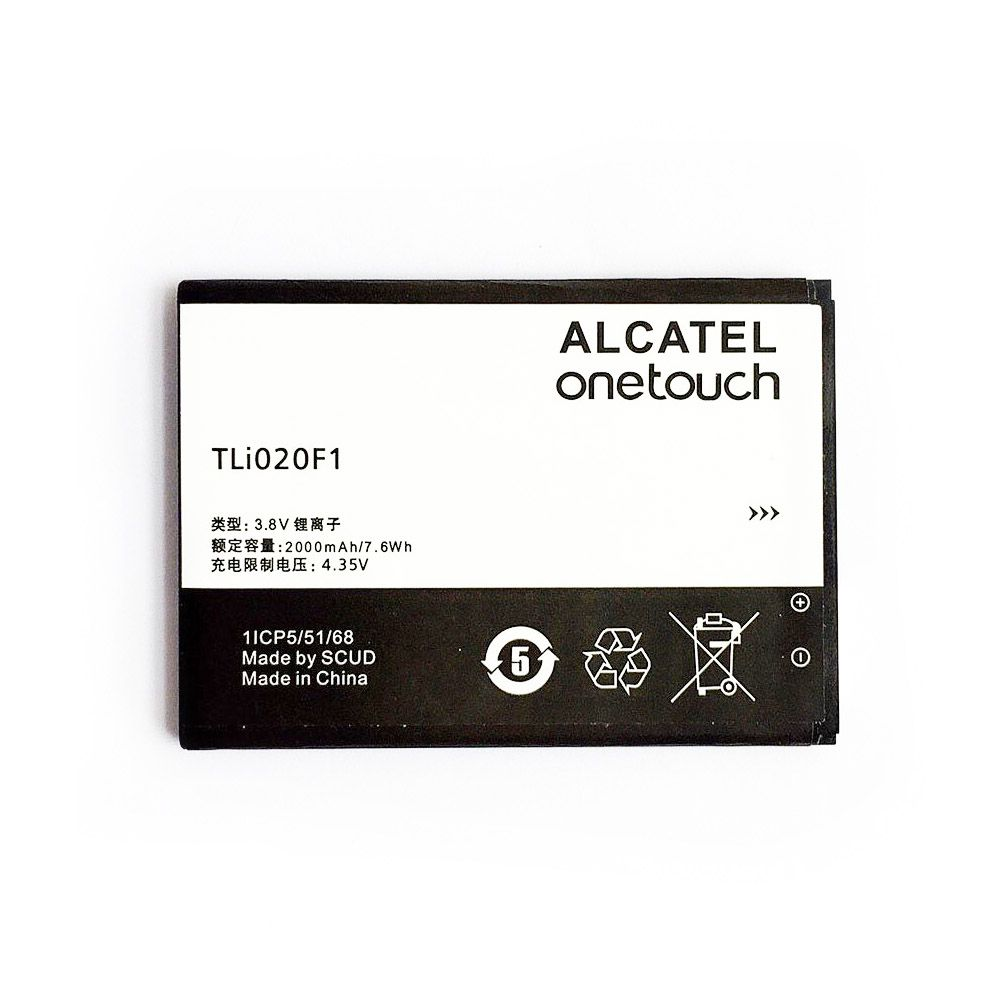 BATERIA CELULAR ALCATEL PIXI 4 5045J / PIXI 4.5 5010E ORIGINAL