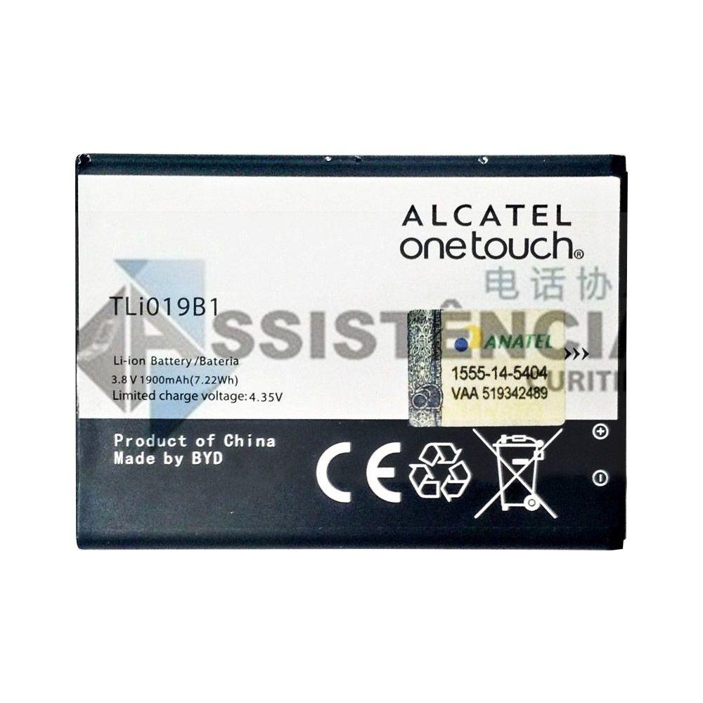 BATERIA CELULAR ALCATEL POP C7 OT7040 TLI019B1 ORIGINAL