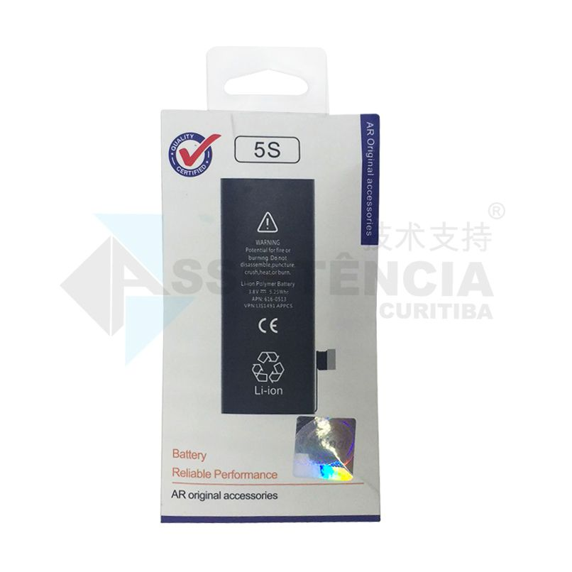 BATERIA CELULAR APPLE IPHONE 5S 5C ORIGINAL