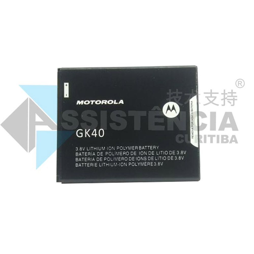 BATERIA CELULAR MOTOROLA  MOTO G4 PLAY GK40