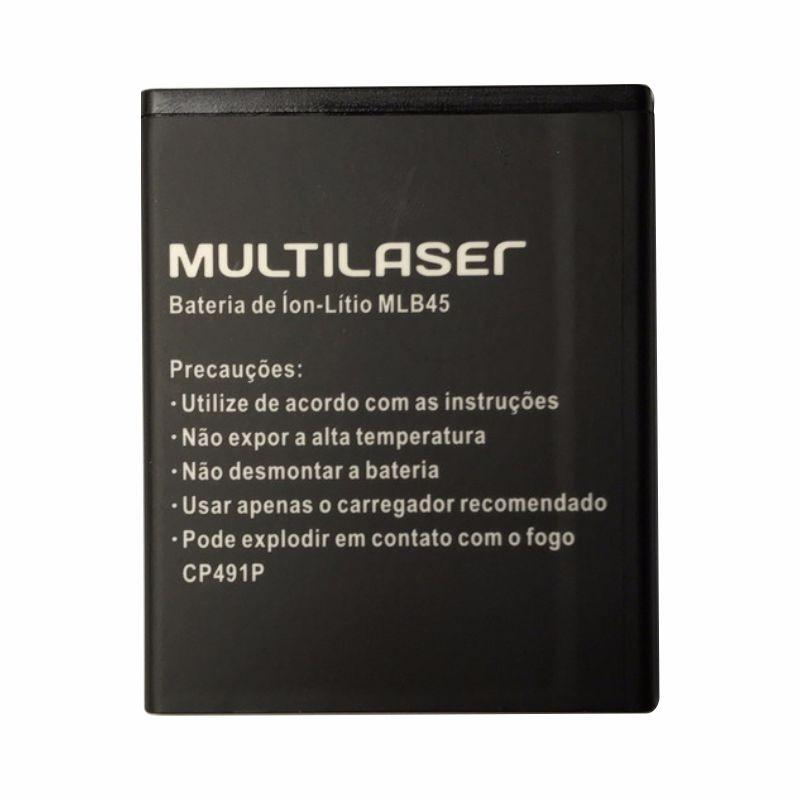 BATERIA CELULAR MULTILASER MS45S CP491P MLB45