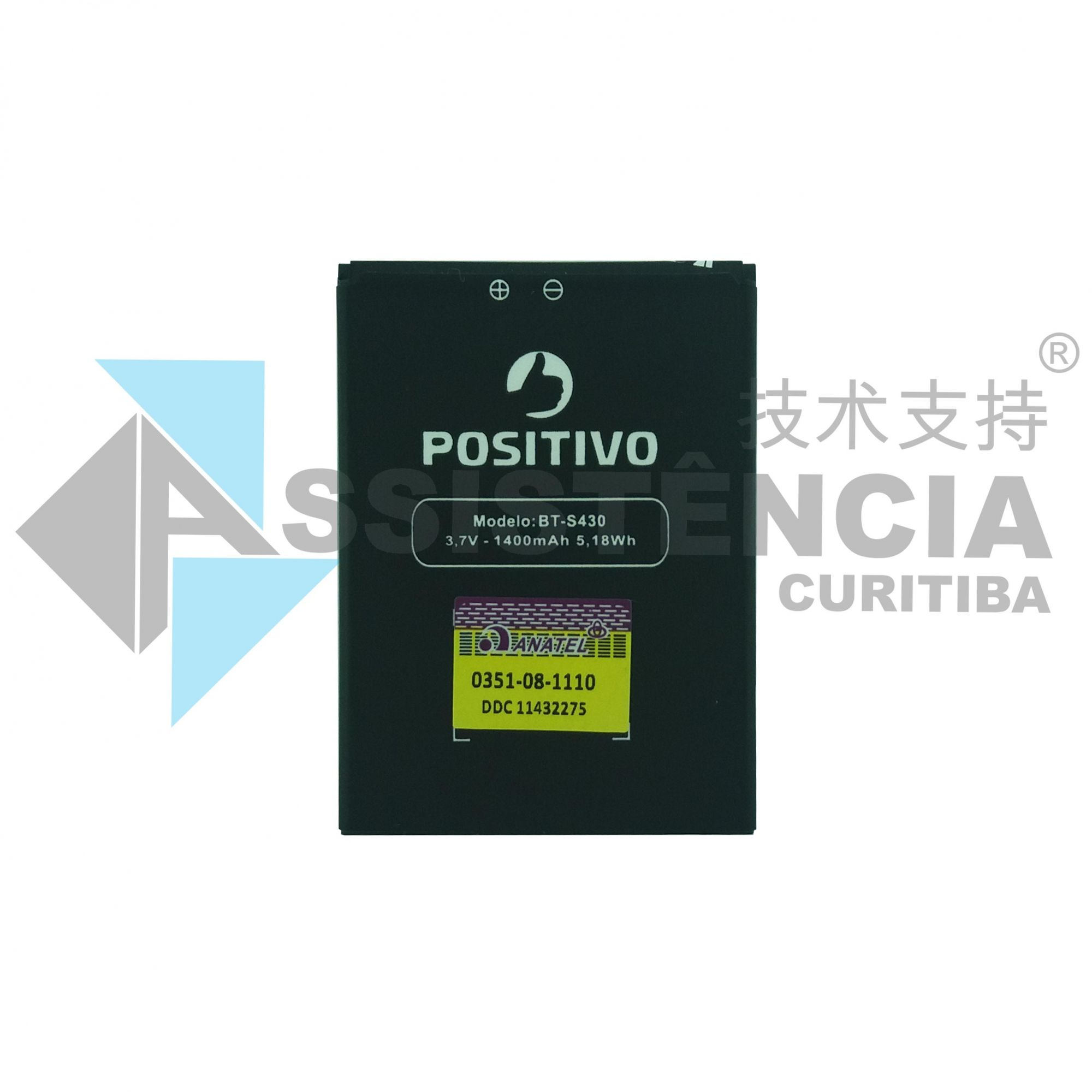 Bateria Positivo Twist S430 S430B Bt-S430