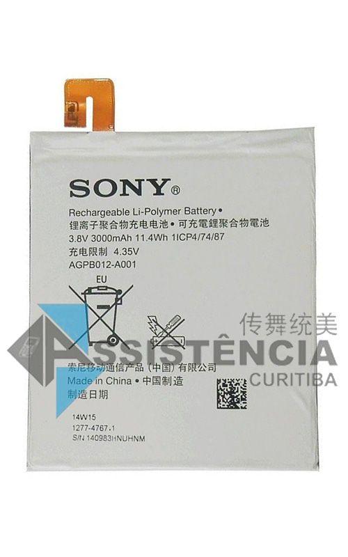 BATERIA CELULAR SONY XPERIA T2 ULTRA D5322  - AGPB012