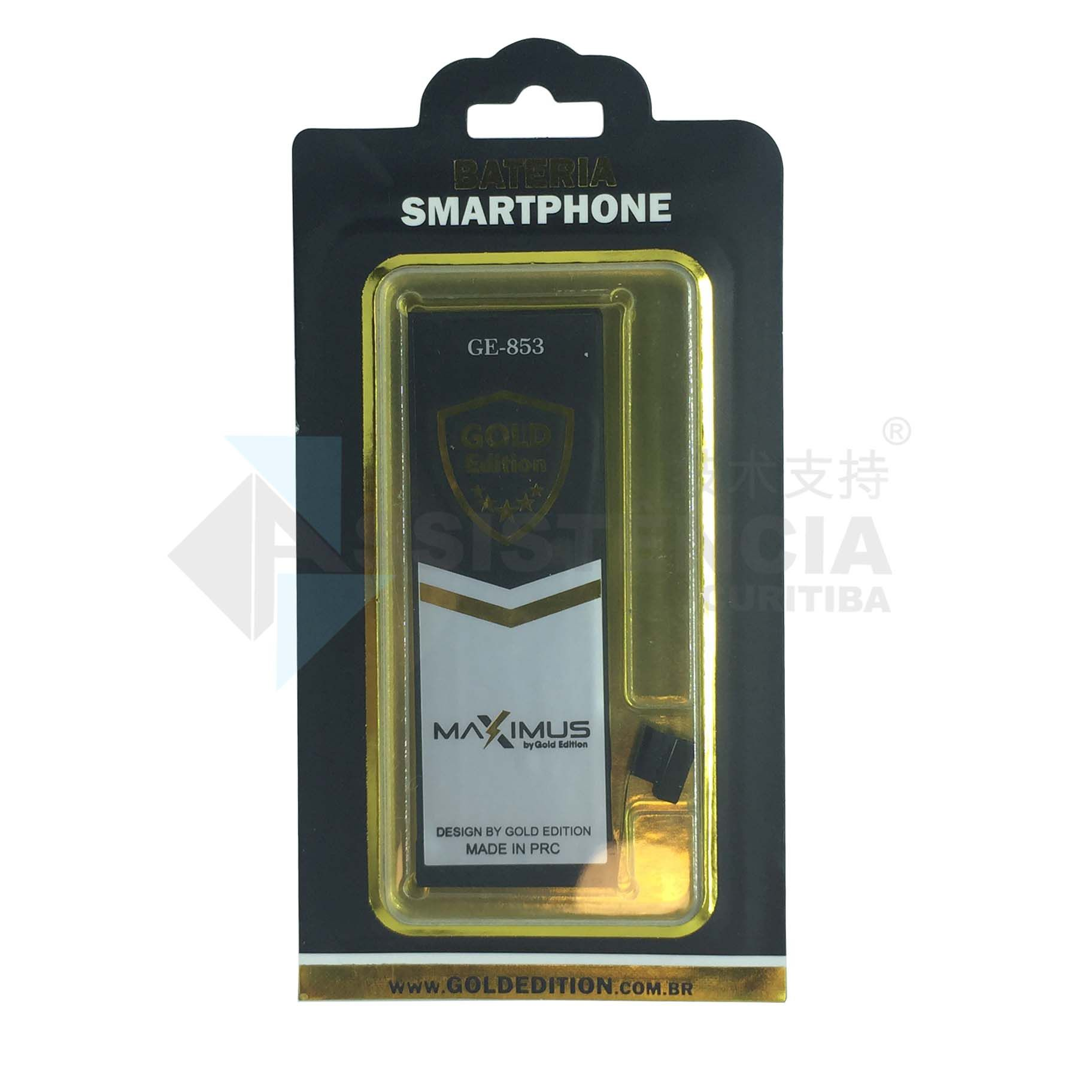 Bateria Gold Edition Apple Iphone 5G A1428 A1429 A1442