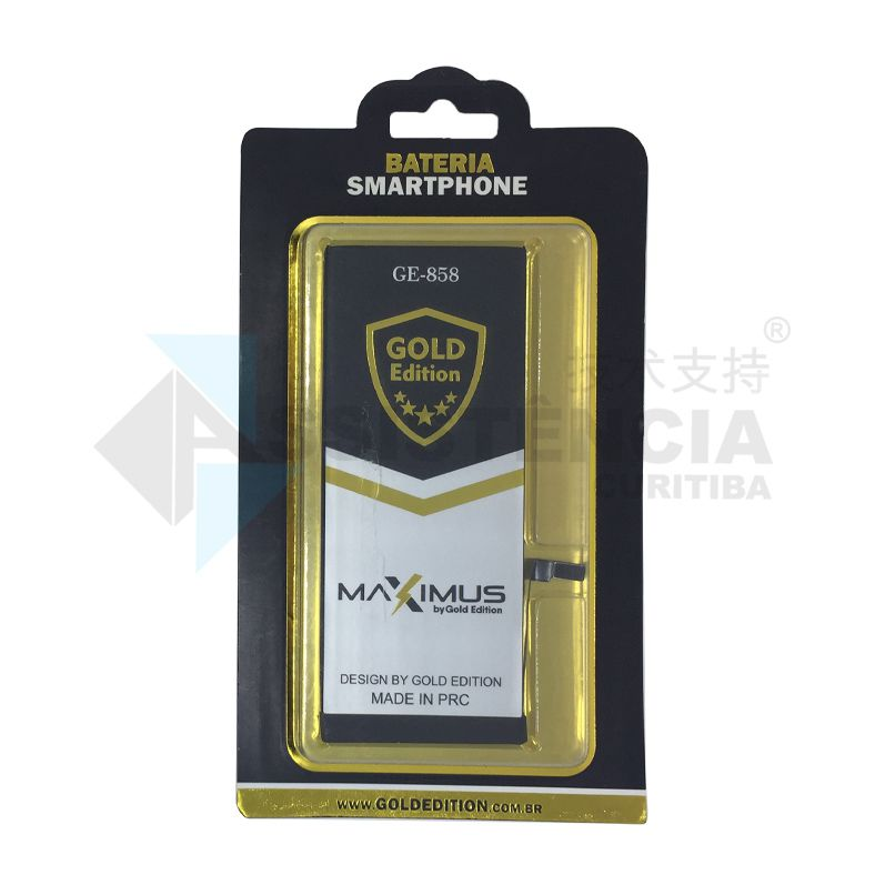 BATERIA GOLD EDITION CELULAR APPLE IPHONE 6S PLUS ORIGINAL