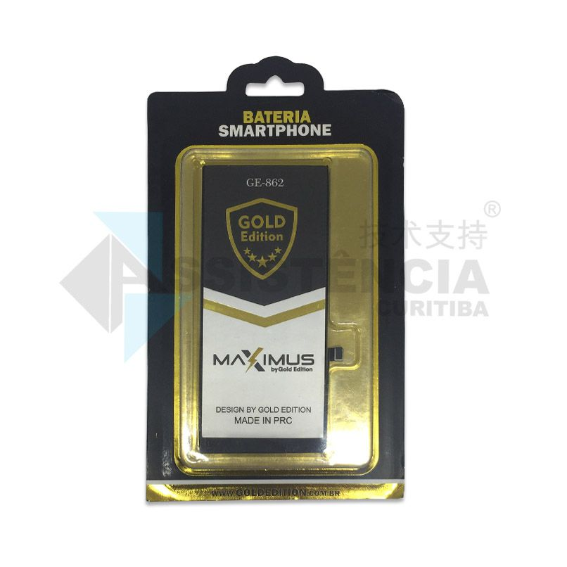BATERIA GOLD EDITION CELULAR APPLE IPHONE 8 PLUS