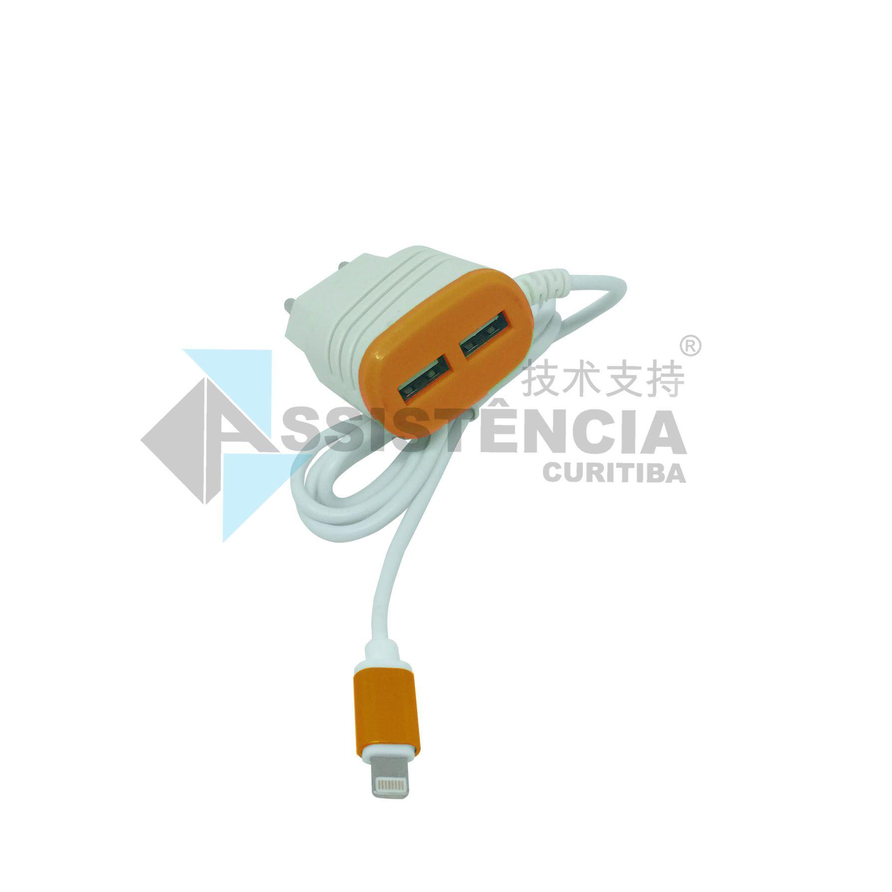 CARREGADOR DE PAREDE SMART 3.1A PARA IPHONE