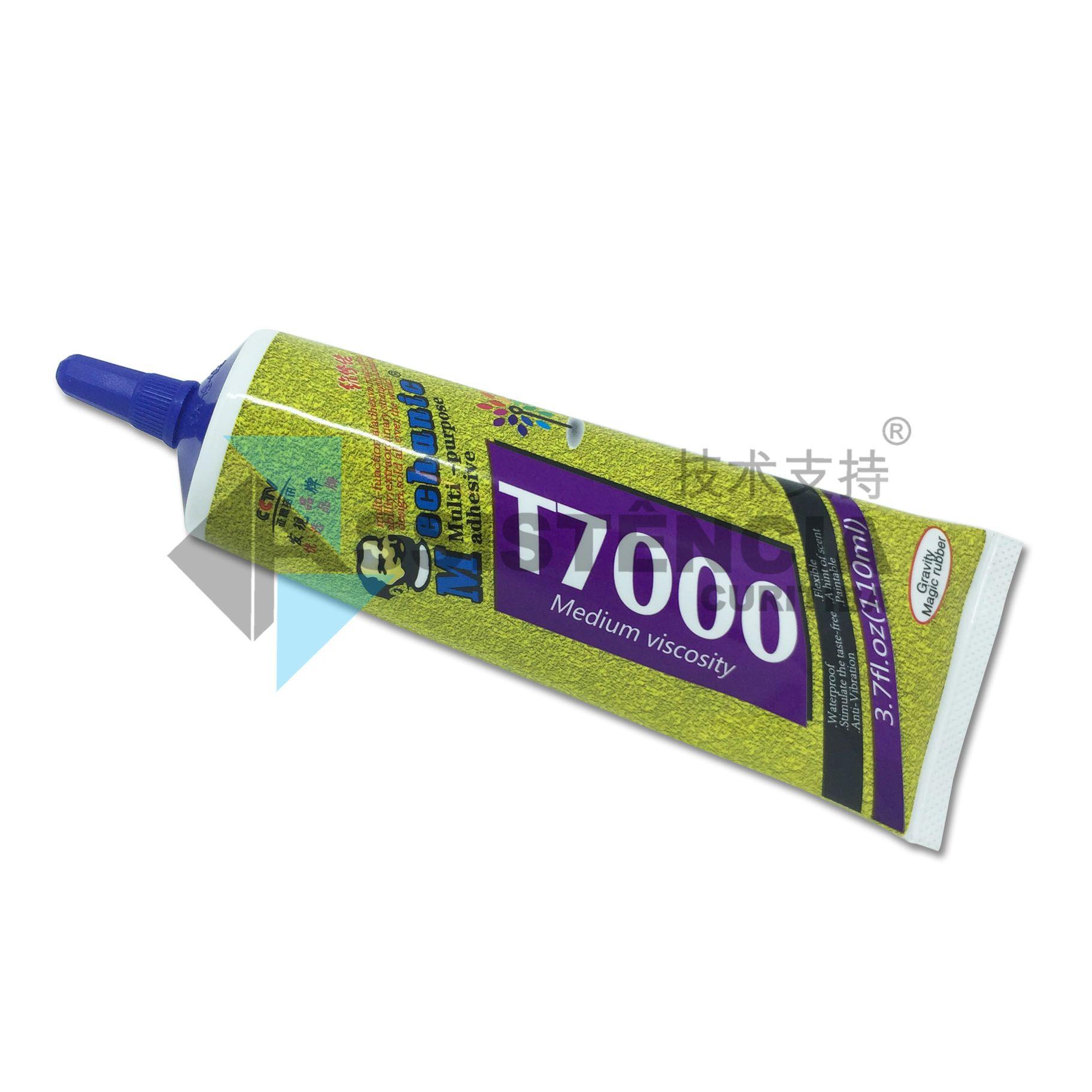 COLA MECHANIC T7000 MULTIUSO PRETA (110ml)
