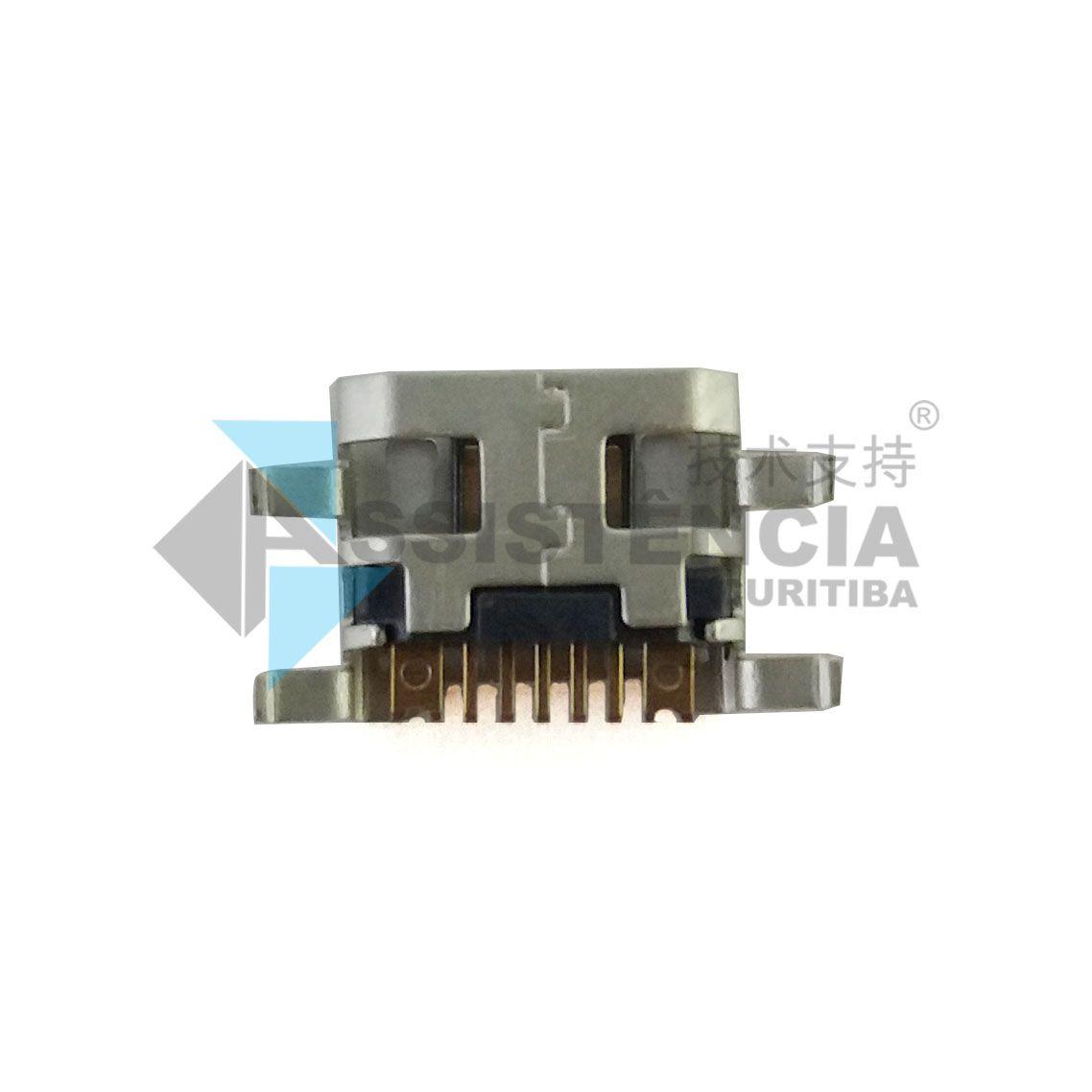 CONECTOR DE CARGA CELULAR LG K10 K430 K430TV ORIGINAL