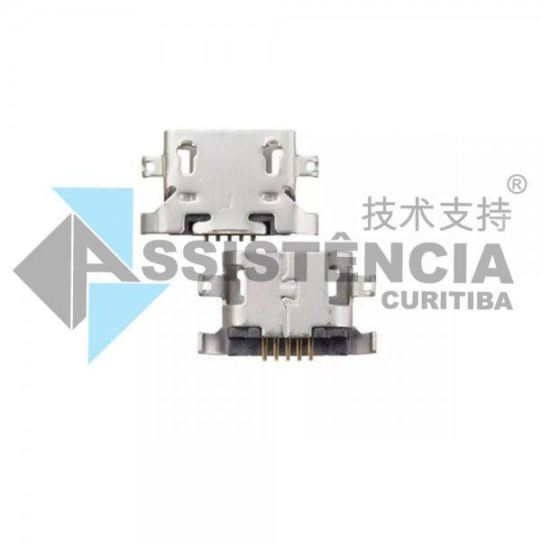 CONECTOR DE CARGA CELULAR MOTOROLA MOTO G4 PLAY XT1600 XT1601 XT1602 XT1603