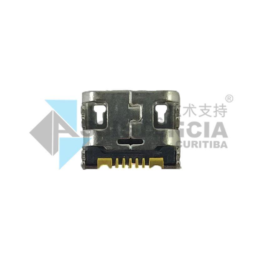 CONECTOR DE CARGA CELULAR SAMSUNG S6102 I9070 D0633 S3222 S5360 S5301 S5367 S7273 S6102 S6802 G316 ORIGINAL