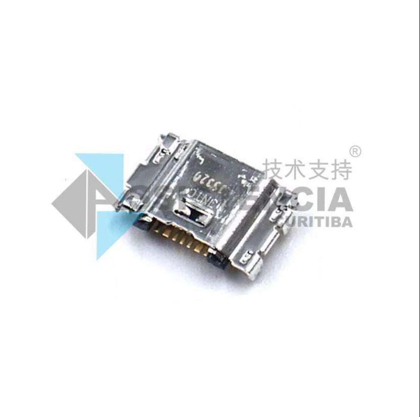 CONECTOR DE CARGA E USB SAMSUNG GALAXY J7 PRIME SM-G610 ORIGINAL
