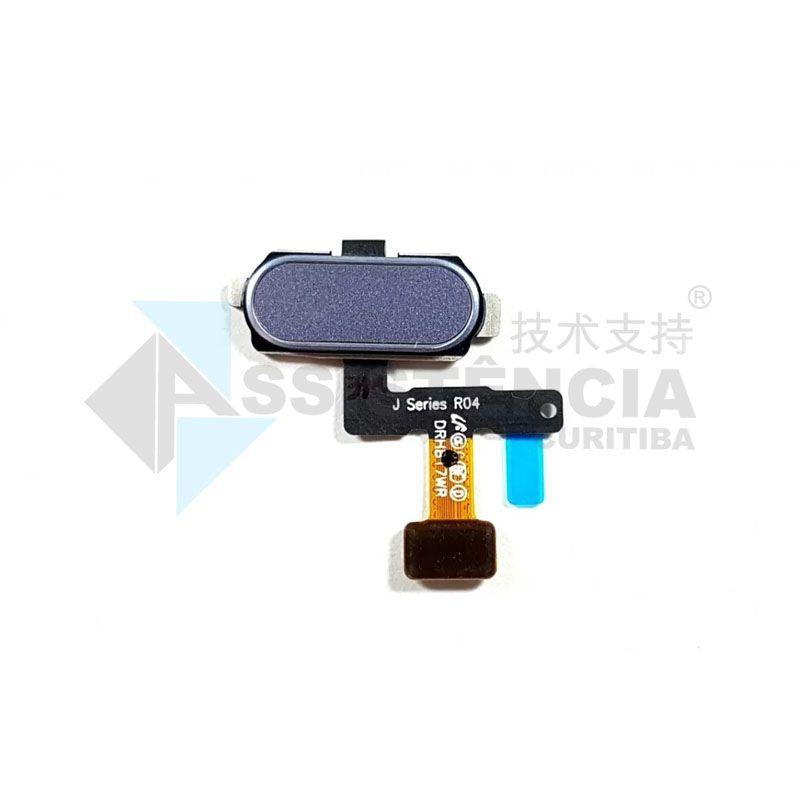Flex Botão Home Samsung Galaxy J7 Pro J730 Nevoa