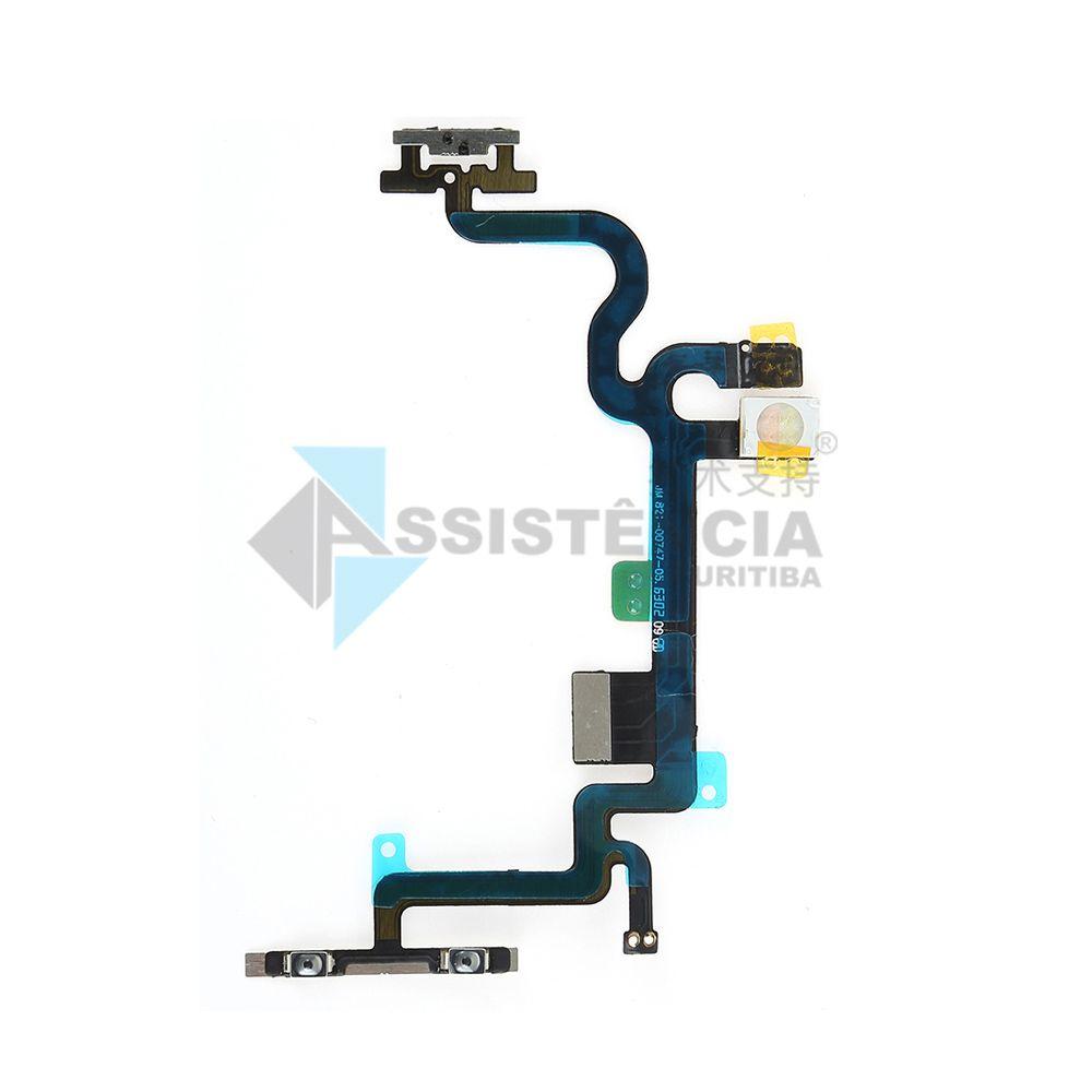 Flex Botão Power Iphone 7G