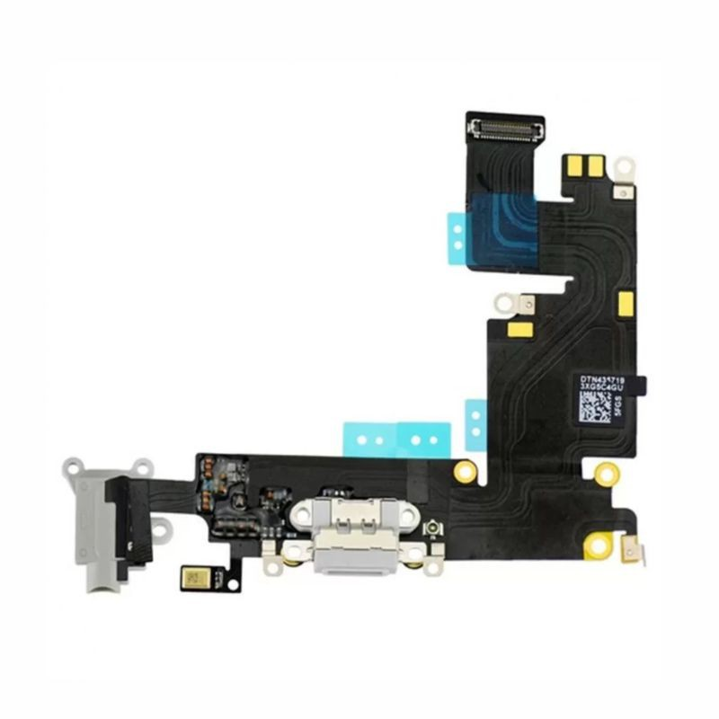 Flex Conector De Carga Apple Iphone 6 Plus Original Branco