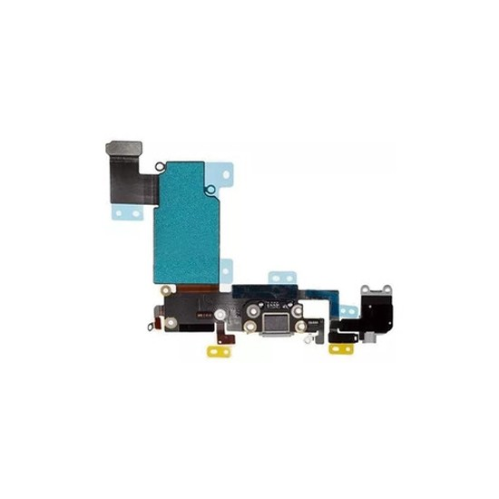Flex Conector De Carga Apple Iphone 6 Plus Original Grafite