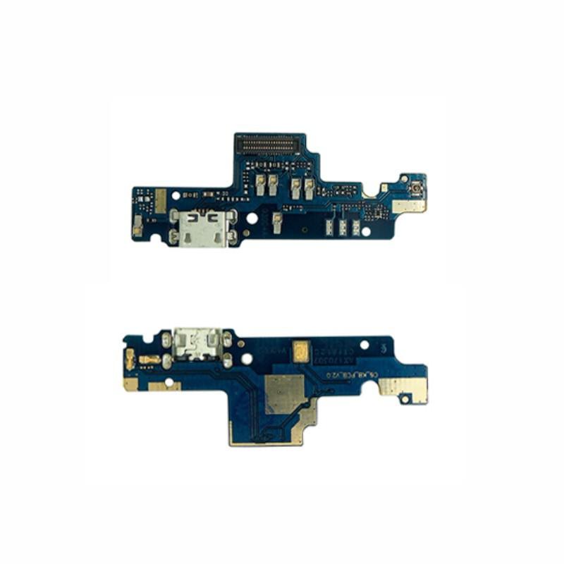 Flex Placa Conector De Carga Xiaomi Redmi Note 4X