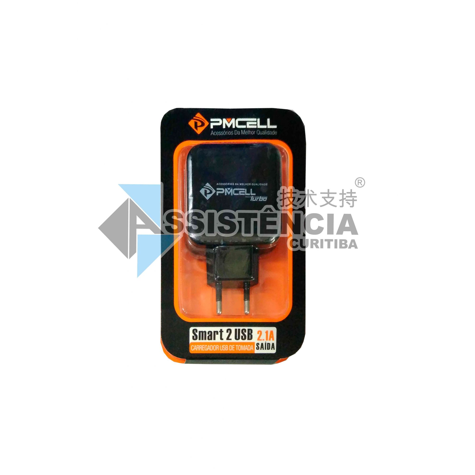 FONTE USB SMART POWER PMCELL HC-21 PRETO