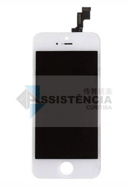 Tela Display Apple Iphone 5S Branco