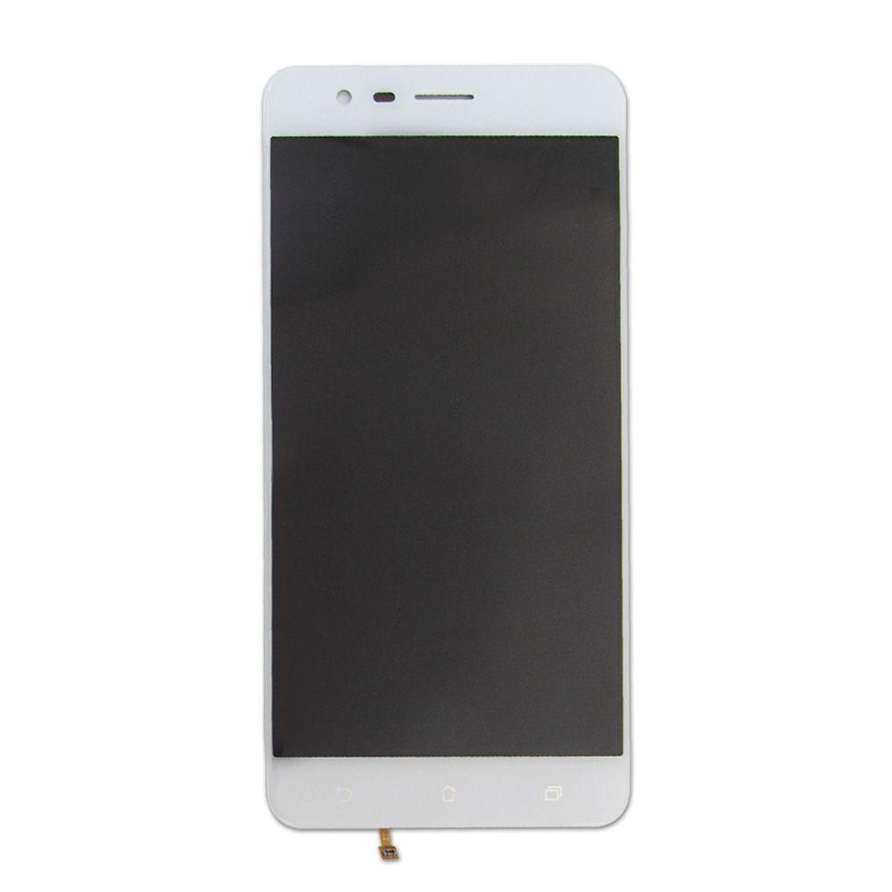 Tela Display Asus Zenfone Zoom 3 Ze553Kl Z01Hda Original Branco