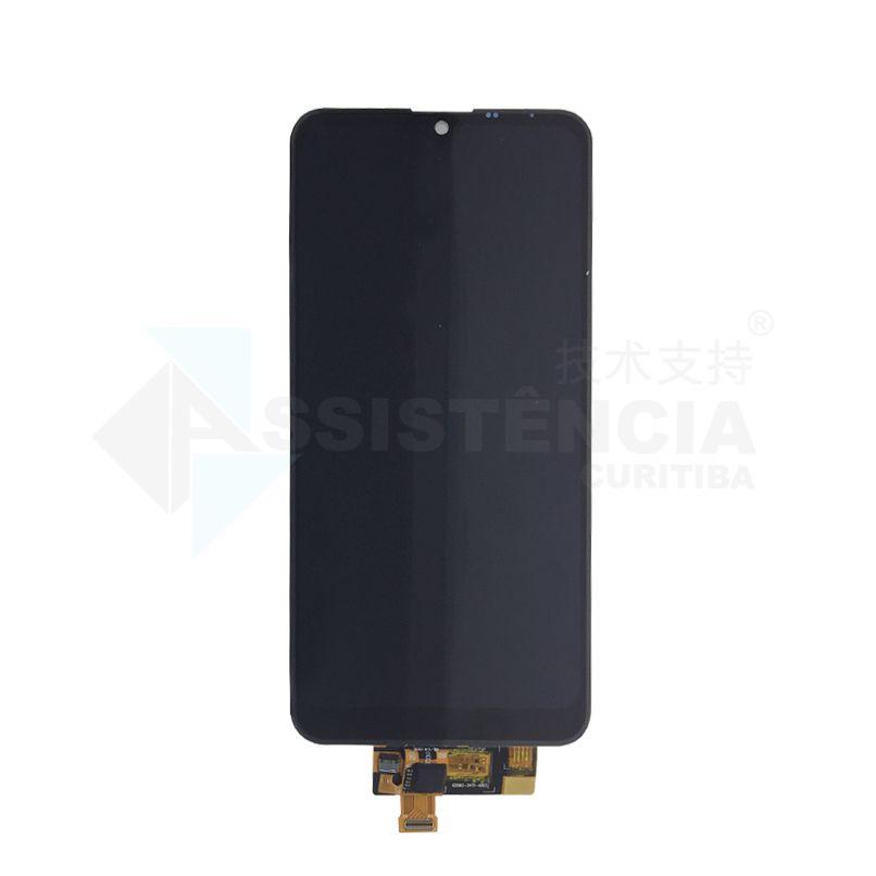 FRONTAL DISPLAY COM TOUCH CELULAR LG K12 PRIME X525 / K12 MAX X520
