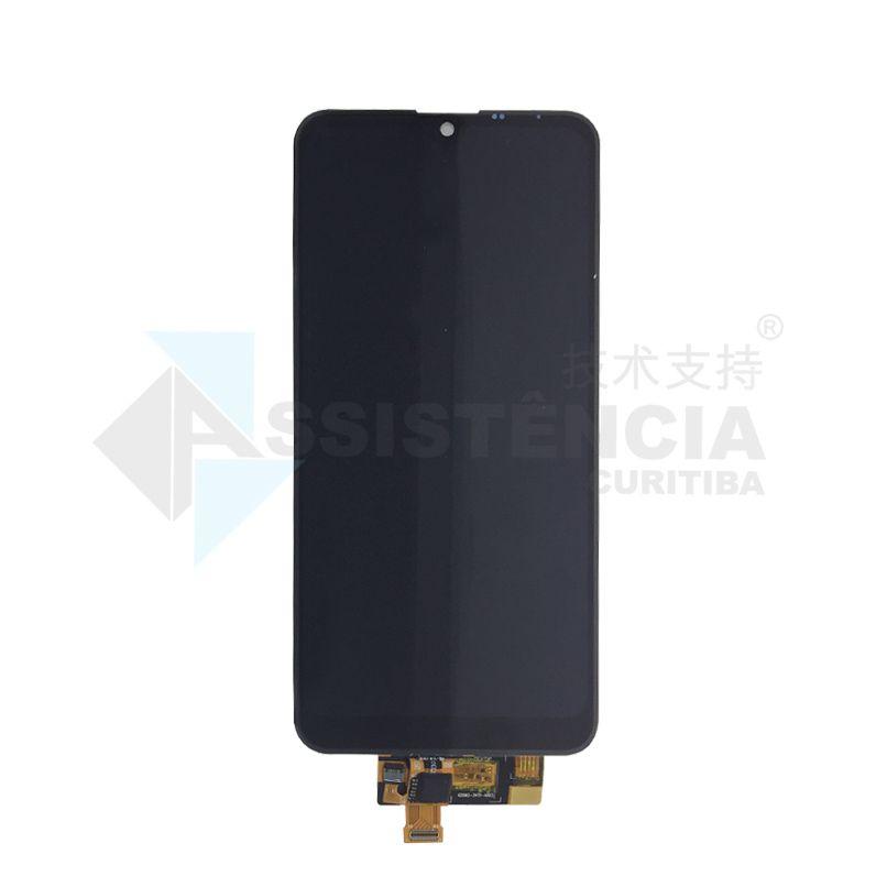 FRONTAL DISPLAY COM TOUCH CELULAR LG K50 X520