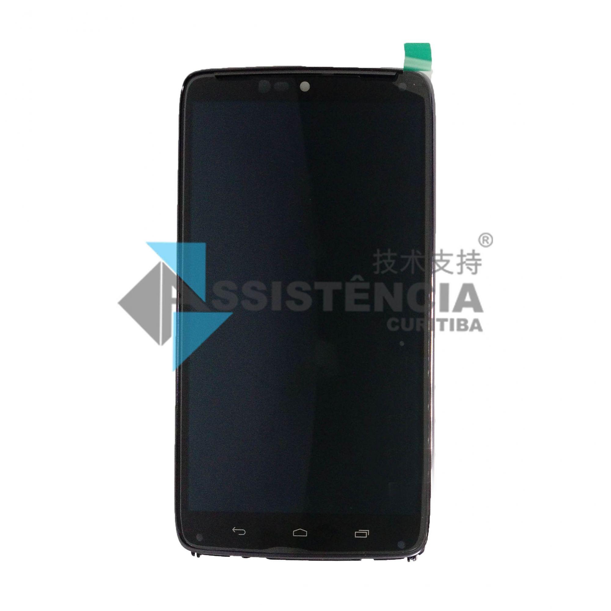 Tela Display Motorola Moto Maxx Xt1225