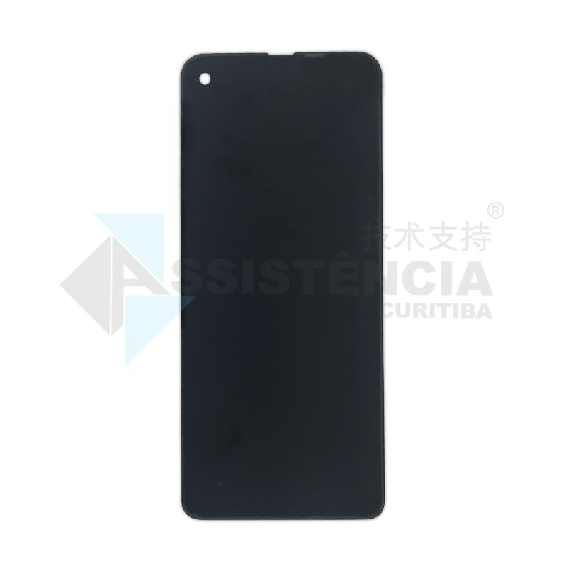 FRONTAL DISPLAY COM TOUCH CELULAR MOTOROLA MOTO ONE VISION XT1970
