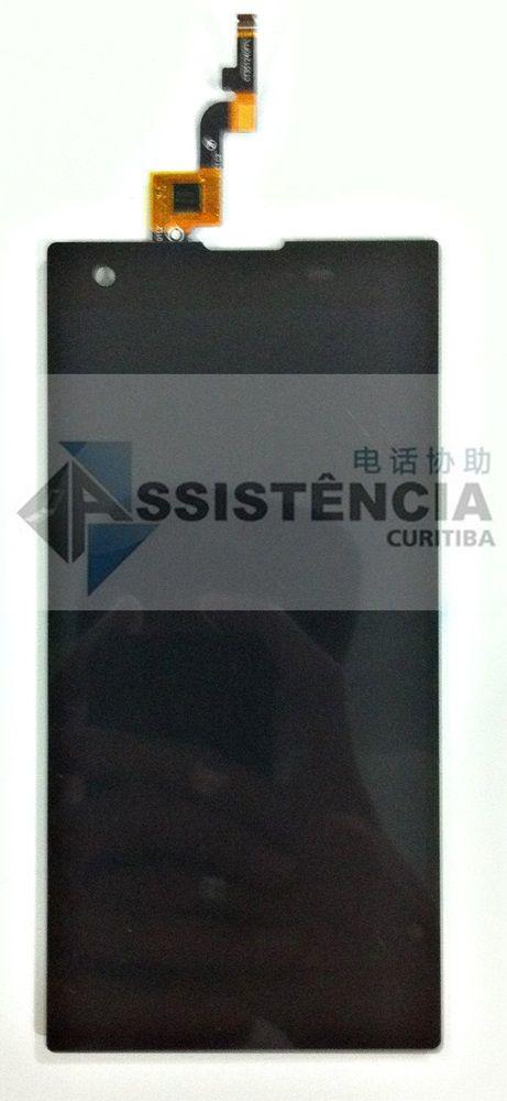 FRONTAL DISPLAY COM TOUCH CELULAR POSITIVO OCTA X800
