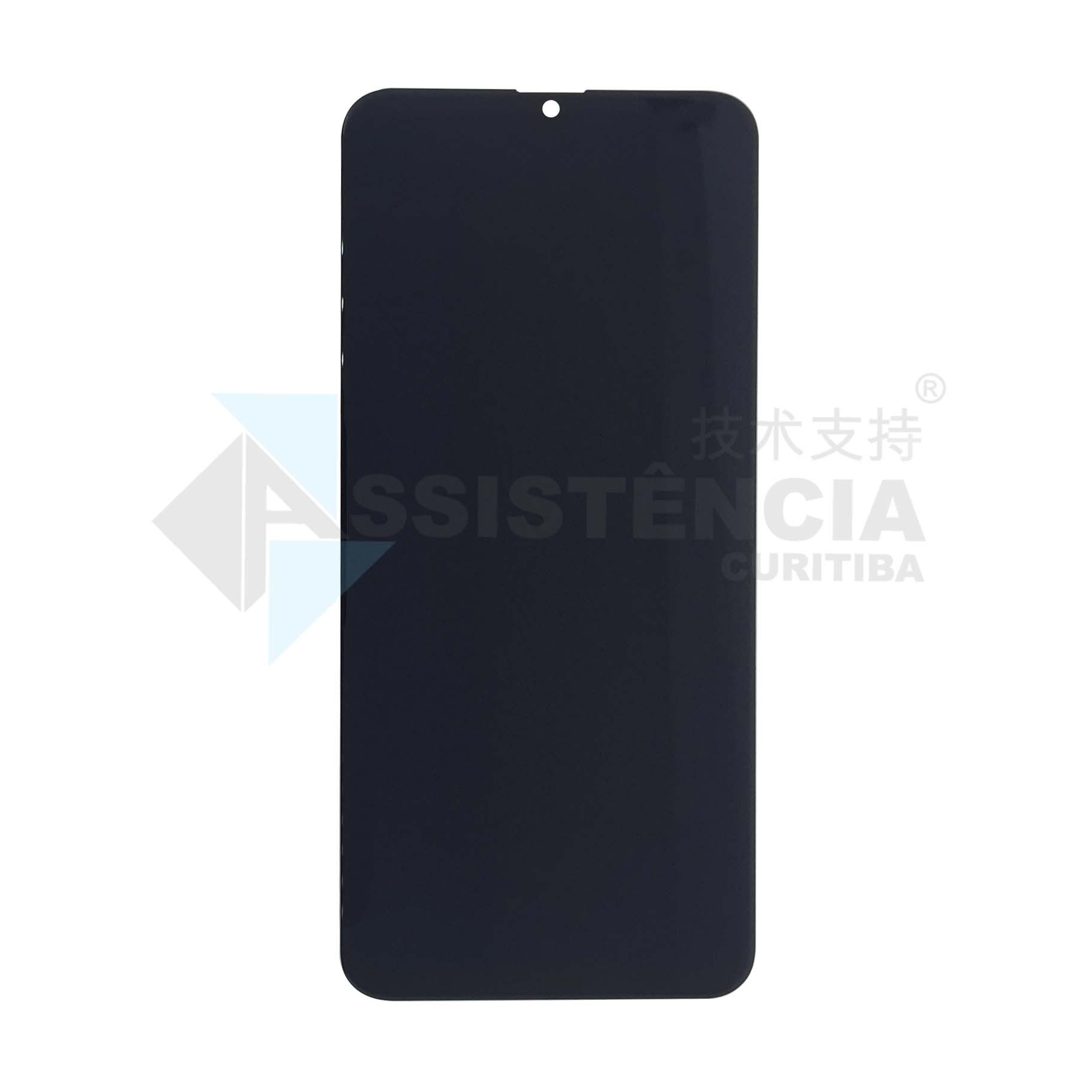 Tela Display Samsung Galaxy A20 A205 Com Brilho