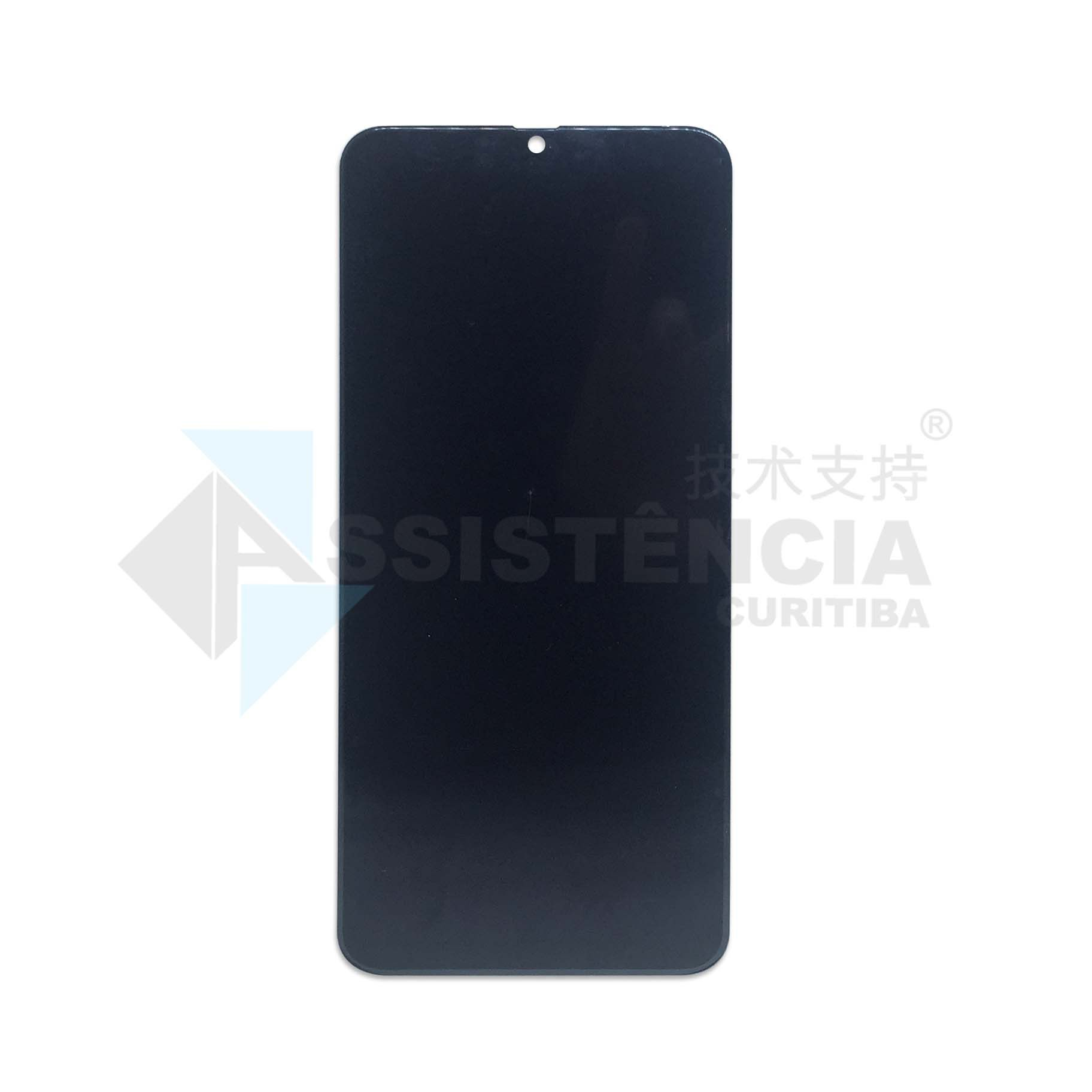 FRONTAL DISPLAY COM TOUCH CELULAR SAMSUNG GALAXY A30 A305 COM BRILHO